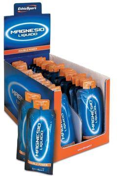 Immagine di Ethic Sport Magnesio Liquido - box da 40 pezzi