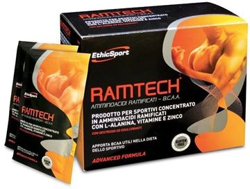 Immagine di Ethic Sport Ramtech BCAA in buste
