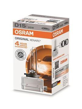 Immagine di LAMPADA XENON OSRAM D1S XENARC 66140 ORIGINAL