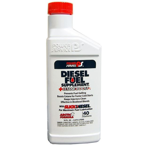 Immagine di DIESEL FUEL SUPPLEMENT ADDITIVO DIESEL 473 ml CON ANTICONGELANTE