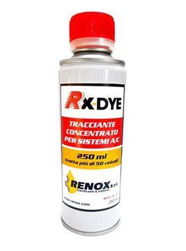 Immagine di RX Dye 250ml - lubrifica e protegge dall'usura i sistemi A/C