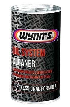 Immagine di WYNN'S OIL SYSTEM CLEANER Pulitore del Sistema Lubrificazione 325ml