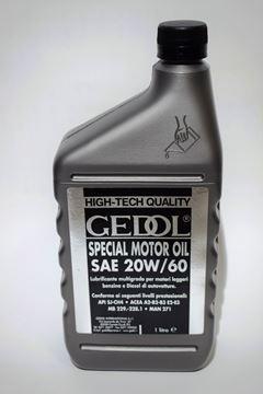 Olio Gedol 20w60 lt.1