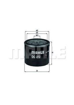 Filtro Olio Mahle OC272