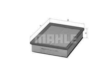 lx1078 filtro aria fiat multipla