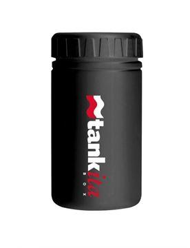 Immagine di Borraccia portaoggetti Tankita BOX 450 ml Black