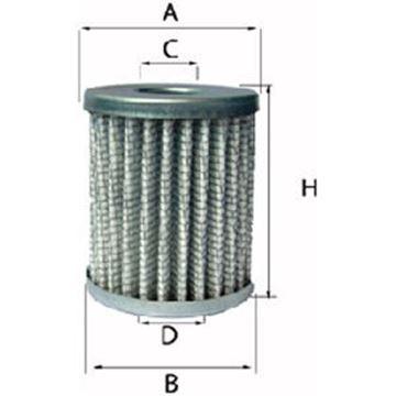 Immagine di Filtro Gas/GPL  C/50 per impianti BRC