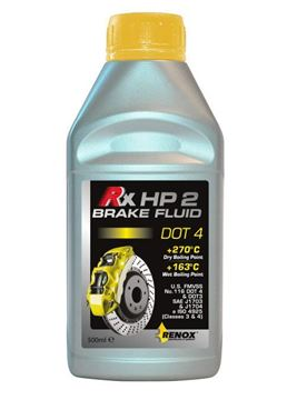 OLIO FRENI RX HP2 DOT4 500ml