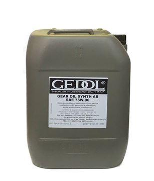 Immagine di OLIO CAMBIO GEDOL GEAR OIL SYNTH AB 75W90 LT.20