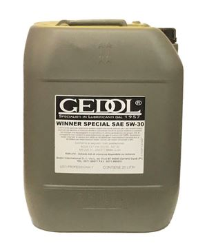 Olio motore 5w30 winner special gedol 507.00 504.00