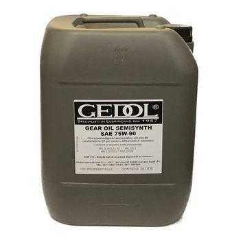 Olio cambio 75w90 semi sintetico lt.20