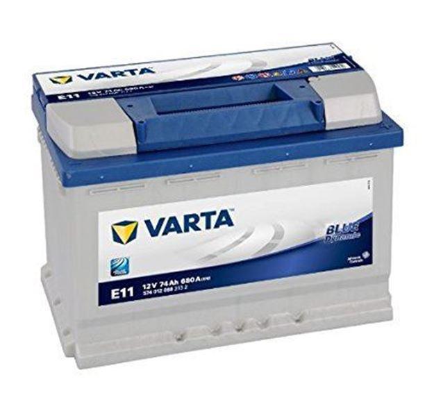 Immagine di BATTERIA VARTA 74AH E11 574012068