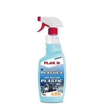 Immagine di lucidante parti in plastica liquido  PLAK 2 R  750ml
