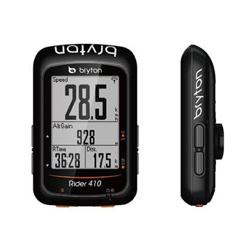 Immagine di Ciclomputer GPS Bryton Rider 410E