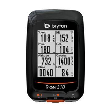 Immagine di Ciclomputer GPS Bryton Rider 310E