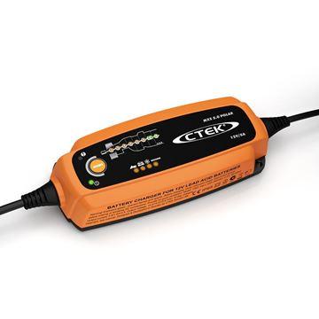 Immagine di Caricabatterie CTEK MXS 5.0 POLAR