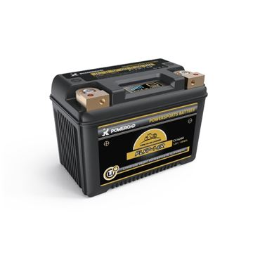 BATTERIA MOTO AL LITIO POWEROAD PLFP-14R 4AH