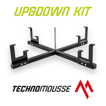 TECHNOMOUSSE SMONTAGOMME UP & DOWN KIT