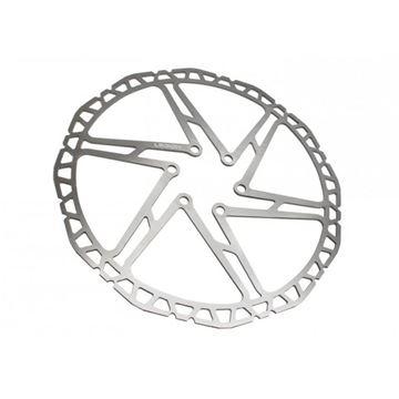 Immagine di Disco Freno Legion Discus 180mm 6 fori acciaio inox Argento