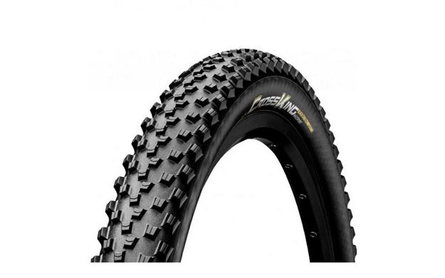 Immagine di Continental Cross King ProTection 29x2.2 tubeless ready Black Chilly Compound pieghevole nero