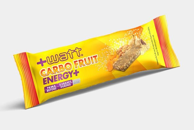 Immagine di +WATT CARBO FRUIT ENERGY+ barretta singola