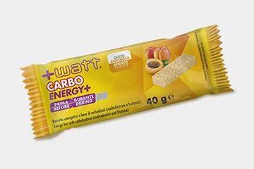 Immagine di +WATT Carbo Energy+ barretta singola albicocca