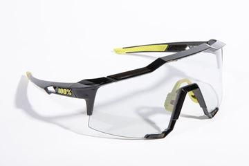 Immagine di 100% occhiali Speedcraft LL Black Photochromic