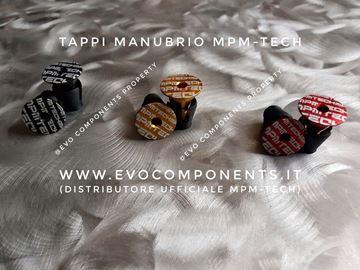 Immagine di MPM-TECH Tappi manubrio con expander