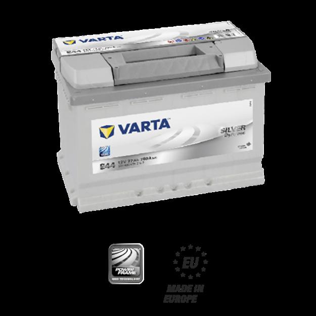Immagine di BATTERIA VARTA 77AH E44 577400078