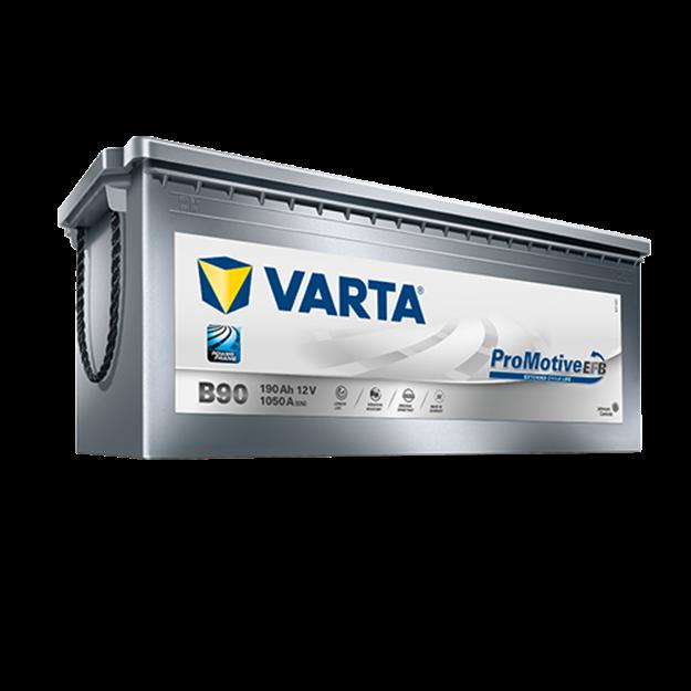 Immagine di BATTERIA VARTA 190AH B90 690500105