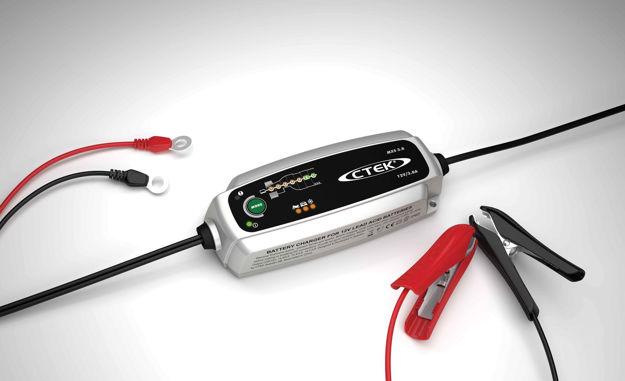 Immagine di Caricabatterie CTEK MXS 3.8 12V-3,8A