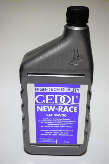 Olio Gedol 5w30 lt.1 new race