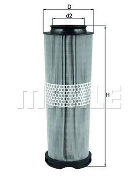 Filtro aria LX1020