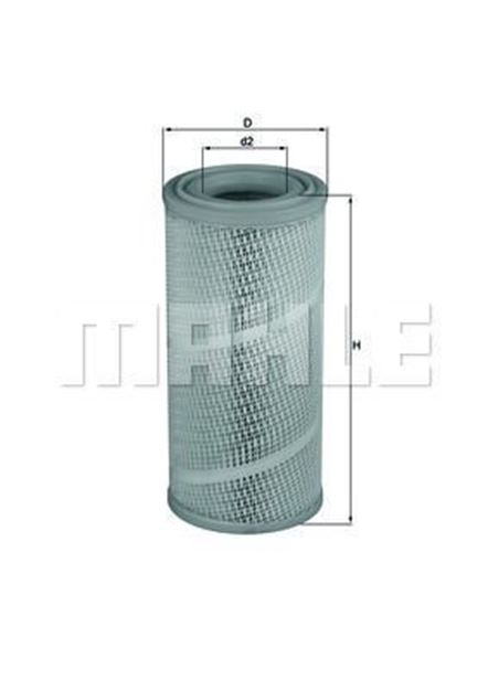 Filtro aria lx1142