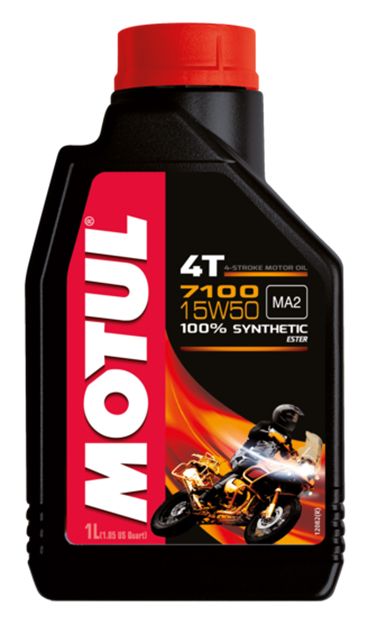 olio motul 15w50 7100