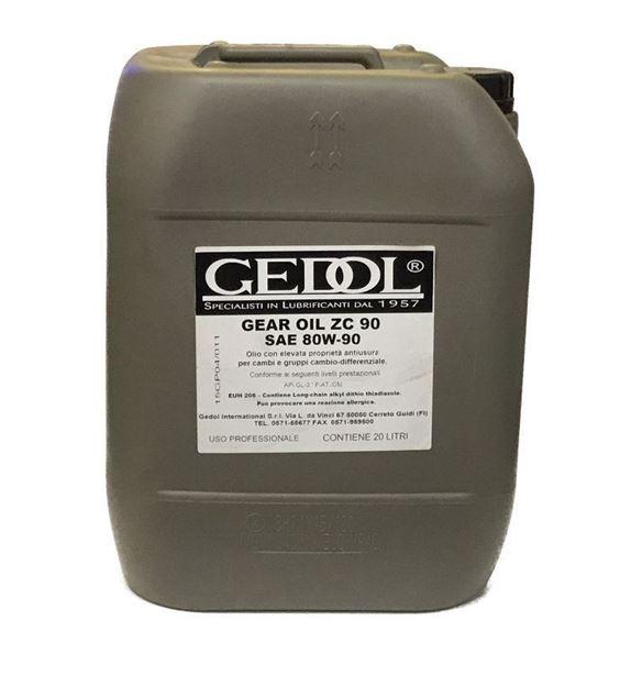 olio cambio 80w90