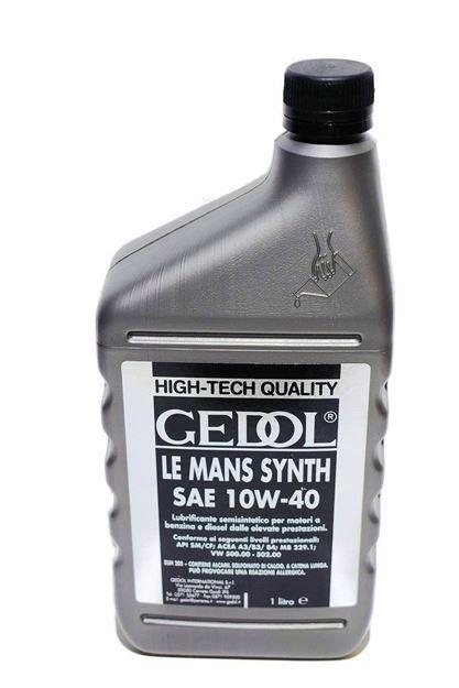 olio gedol 10w40 lt.1