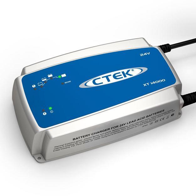 Immagine di Caricabatterie, CTEK 24v-14A XT 14000