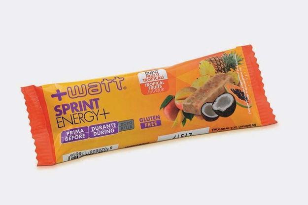Immagine di +WATT Sprint Energy+ barretta singola mondose