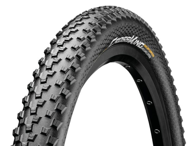Immagine di Copertone Continental Cross King 27,5x2.20 Pure Grip Compound ShieldWall System Tubeless Ready
