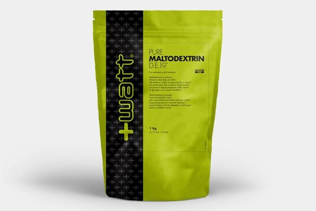 Immagine di +WATT Pure Maltodextrin D.E. 19 formato Doypack 1kg