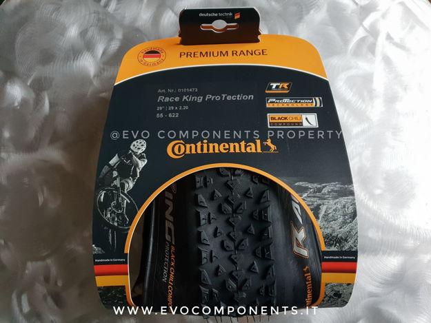 Immagine di Gomma Continental Race King Protection 29x2.20 Black Chili Compound