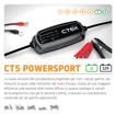 CTEK CT5 POWERSPORT CARICABATTERIE LITIO E PIOMBO