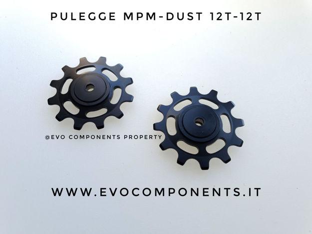 Immagine di MPM-TECH  Dust pulegge cambio 12-12t  Sram 11v