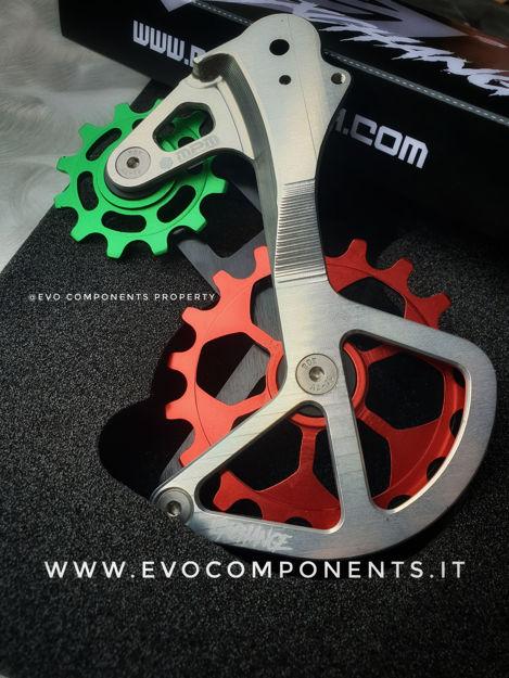 Immagine di MPM-TECH Gabbia Exchange Italia