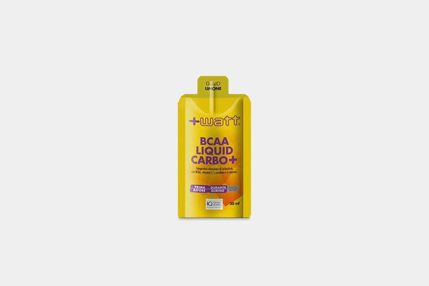 Immagine di +WATT BCAA Liquid Carbo+ gusto limone