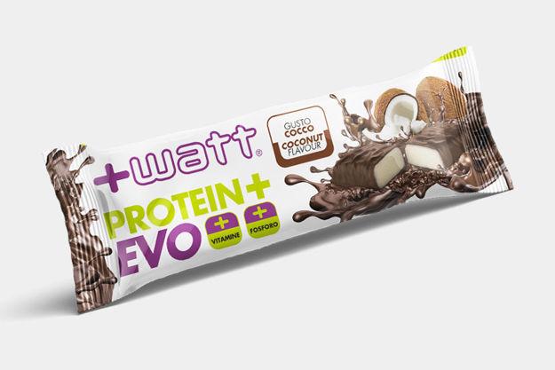 Immagine di +WATT Protein+ EVO gusto cocco